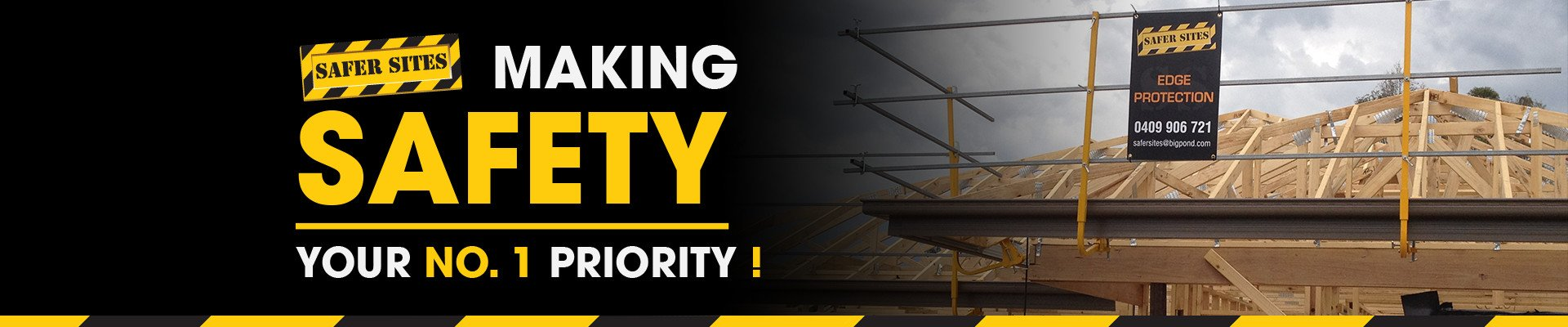 Safer Sites - MAKING SAFETY YOUR No. 1 PRIORITY!